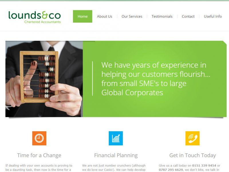 Lounds & Co Accounts
