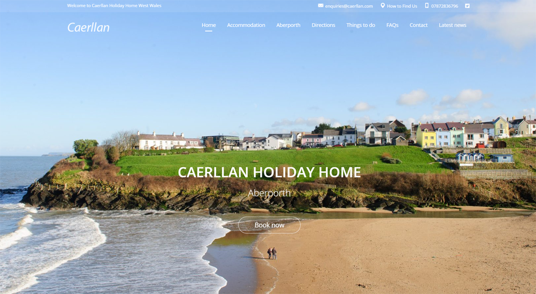 caerllan holiday home